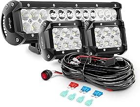 off road led light bars