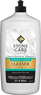 Stone Care International - Stone Floor Cleaner - 32 Ounce - Sealed Granite, Marble, Quartz, Travertine, Limestone, Slate, Tile, and Other Surfaces