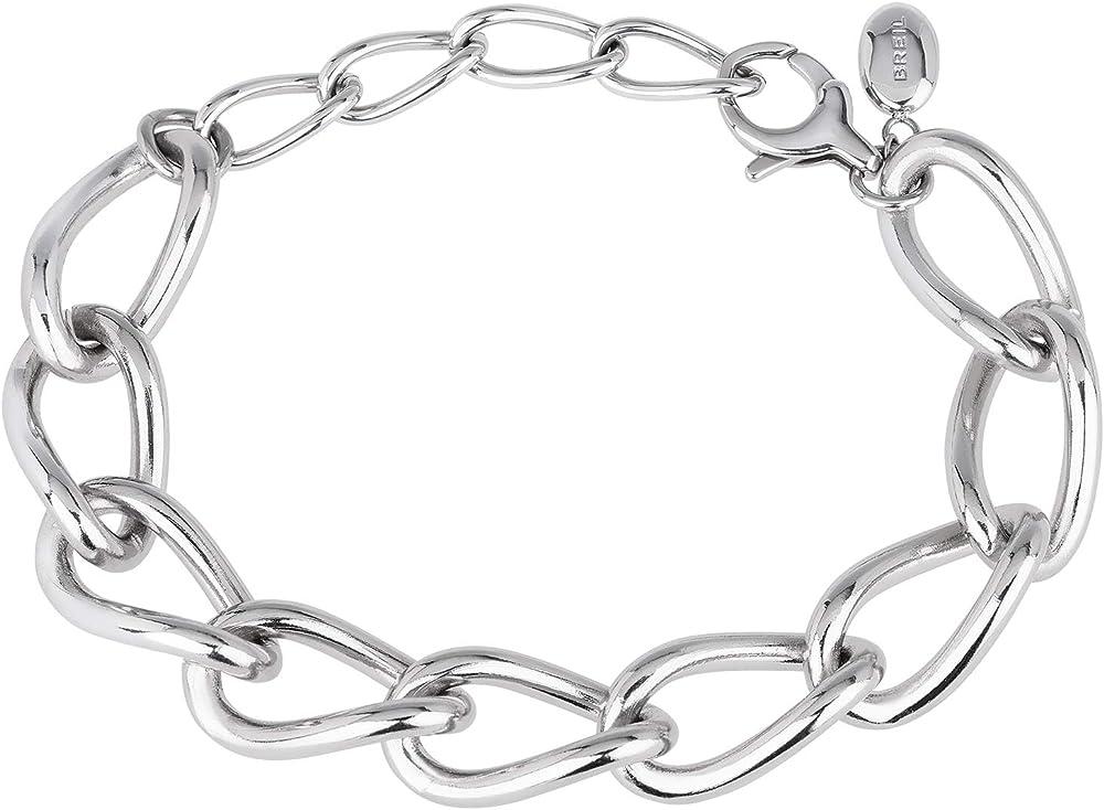 Breil bracciale da donna in acciaio TJ2917