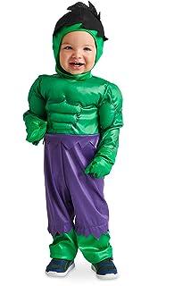 Marvel Hulk Costume for Baby Green