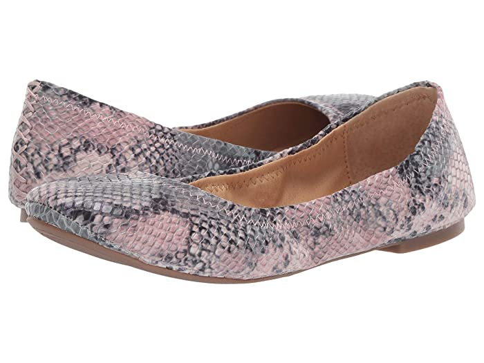 Lucky Brand  Emmie (Sweet Pea Multi) Womens Flat Shoes