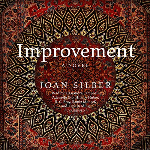 Improvement audiobook cover art