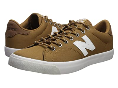 New Balance Numeric AM210 (Brown/White) Skate Shoes