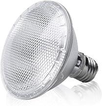 Klarlight PAR30 E27 100W halogeen reflectorlamp, 220-240V schijnwerper lamp warmwit 2800K, dimbare halogeenspot PAR30 gloe...