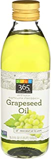 365 Everyday Value, Grapeseed Oil, 16.9 fl oz