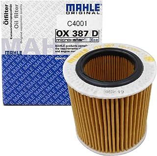 MAHLE(マーレ) オイルフィルター オイルエレメント BMW 1・2・3・4・5・6・7シリーズ X1 X3 X4 X5 X6 Z4 M2 M3 M4 アルピナ B3 B4 (E60 E61 E63 E70 E71 E82 E83 E84 ...