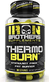 Stimulant Free Fat Burners for Women and Men – Weight Loss - Non Stim Thermogenic Fat Burner – Dietary Supplement – Metabo...