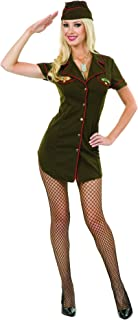 Army Babe Adult Costume (Women's Adult Costume)