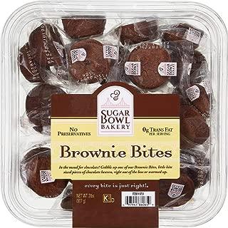 Sugar Bowl Petite Brownie Bites, 2LB (32oz)