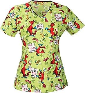8f5094094d5 Amazon.ca: Dr. Seuss - Women / Uniforms, Workwear & Safety: Clothing ...