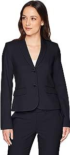 Women's Two Button Lux Blazer (Standard & Petite Sizes)