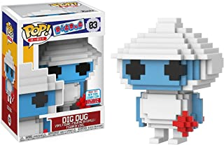 Funko Dig Gug (2017 Fall Con Exclusive): Dig Gug x POP! 8-bit Vinyl Figure & 1 POP! Compatible PET Plastic Graphical Prote...