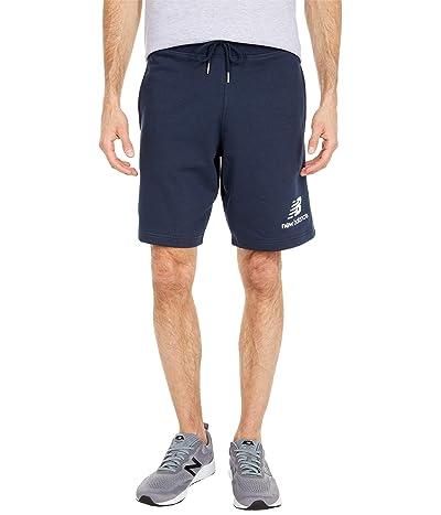New Balance Essentials Stacked Logo Shorts