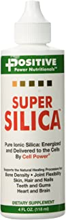 Positive Power Nutritionals Super Silica 4oz
