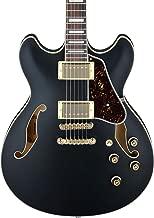 Ibanez Artcore Series AS73G Semi-Hollowbody Electric Guitar Flat Black