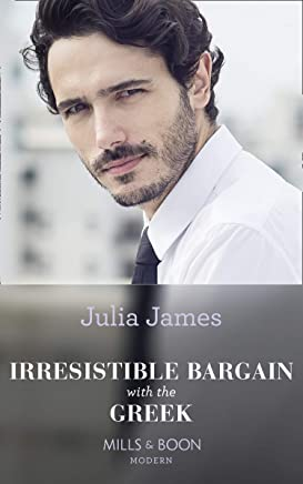 Irresistible Bargain With The Greek (Mills & Boon Modern) (English Edition)