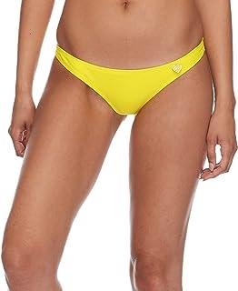 b8dc5c13c5 Body Glove Women's Thong Solid Minimal Coverage Bikini Bottom Swimsuit,