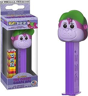 Funko Pop Pez: Hanna Barbera - Grape Ape Collectible Figure, Multicolor
