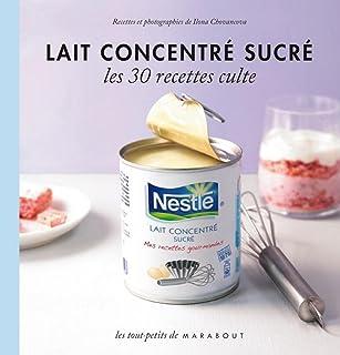 Lait concentré sucré (Mini marabout) (French Edition