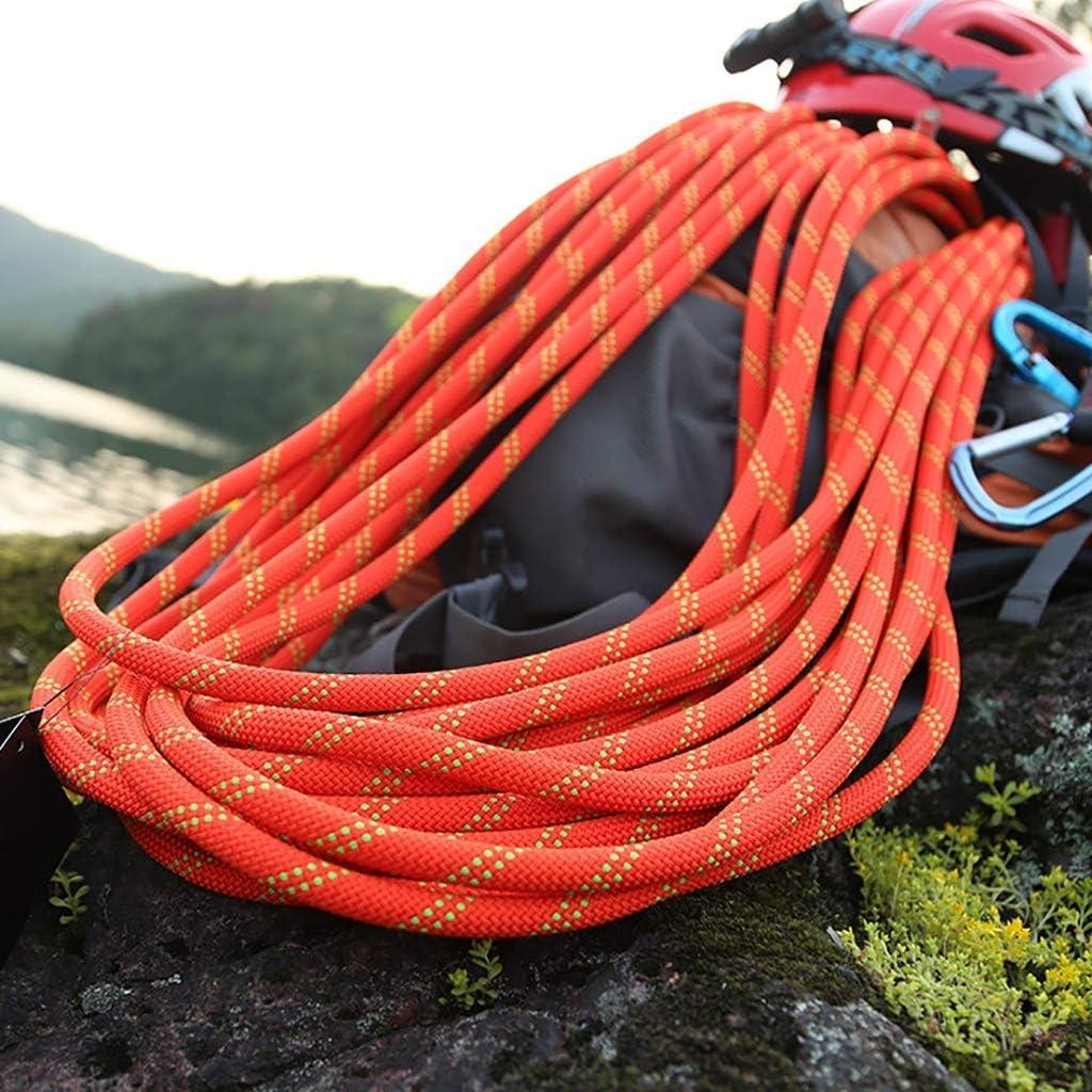 ZSM Estática Cuerda de Escalada Rescate con Cuerda Cuerda de ...