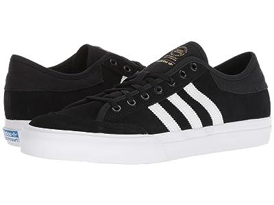 adidas Skateboarding Matchcourt (Black/White/White) Skate Shoes