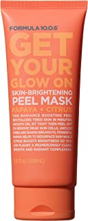 Formula 10.0.6 Get Your Glow On Brightening Peel Off Mask, 100ml