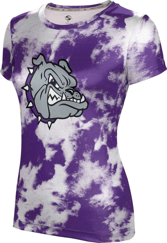 ProSphere Brownsburg High School Girls' Performance T-Shirt (Grunge)