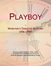 Best playboy history timeline Reviews