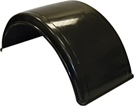 Buyers Products 8590195 Poly Fender (Fender,Poly,19.5In Dual Rear Wheels,Blk)
