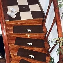 vista scroll stair treads