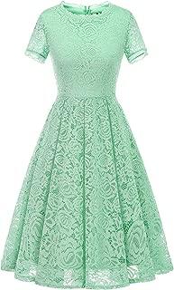 mint green modest dress