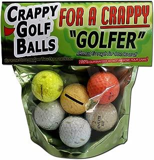 dead golf balls