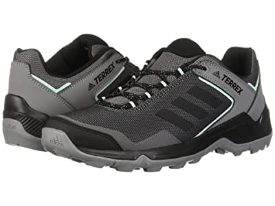 adidas Outdoor Terrex Entry Hiker (Grey Four/Black/Clear Mint) Women