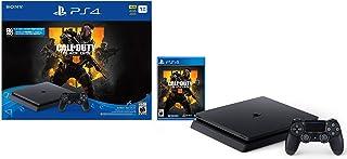 PlayStation 4 Slim 1TB Console - Call of Duty: Black Ops 4 Bundle (Renewed)