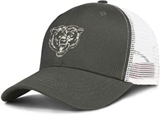 Wseortwe Baseball Hat Unisex Adjustable Mesh Back Breathable Baseball Cap Trucker Hat Dad Hat