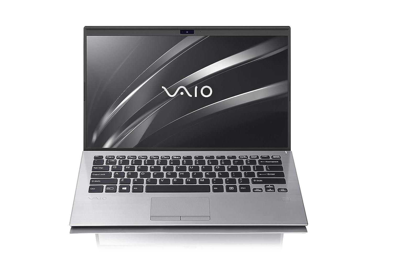 VAIO SX14 - Intel Core i5-8265U | 8GB Memory (RAM) | 256GB PCIe SSD | Windows 10 Pro | 14.0-inch Full HD (1920x1080) Display | Silver