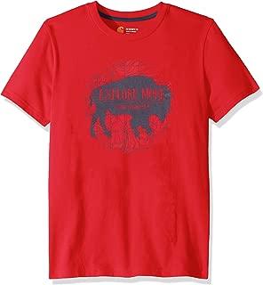 Carhartt Boys' Short Sleeve Cotton Graphic Tee T-Shirt
