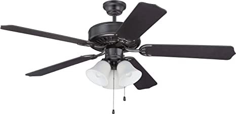 Craftmade C205fb Ceiling Fan With Blades Sold Separately 52 Amazon Com