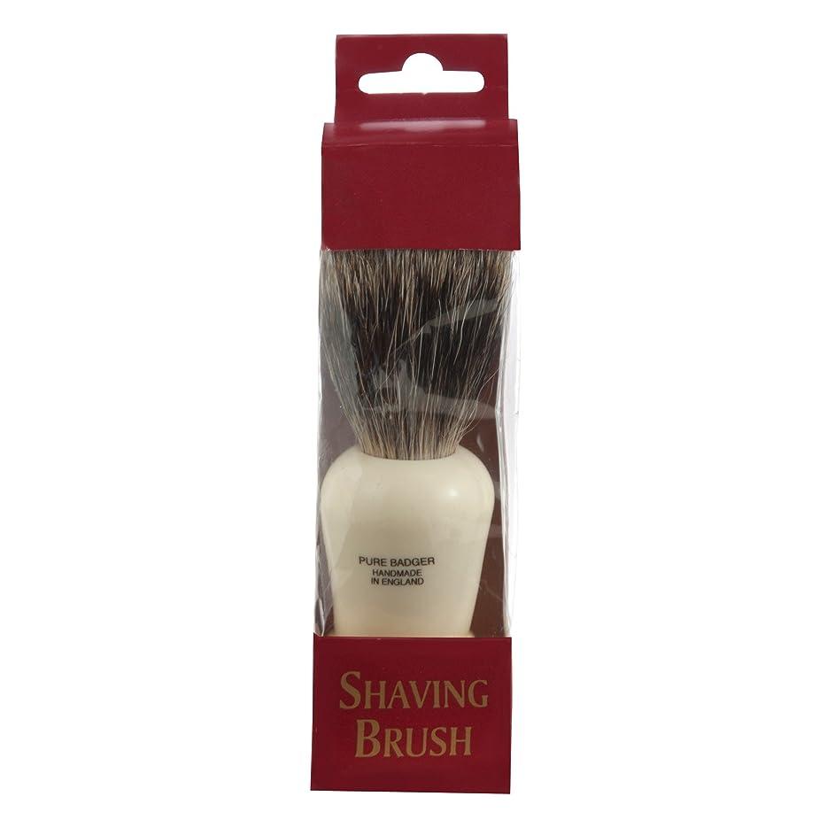 忘れっぽい蓋経過シェービングブラシアナグマ (Unbranded) (x2) - Shaving Brush Badger (Pack of 2) [並行輸入品]