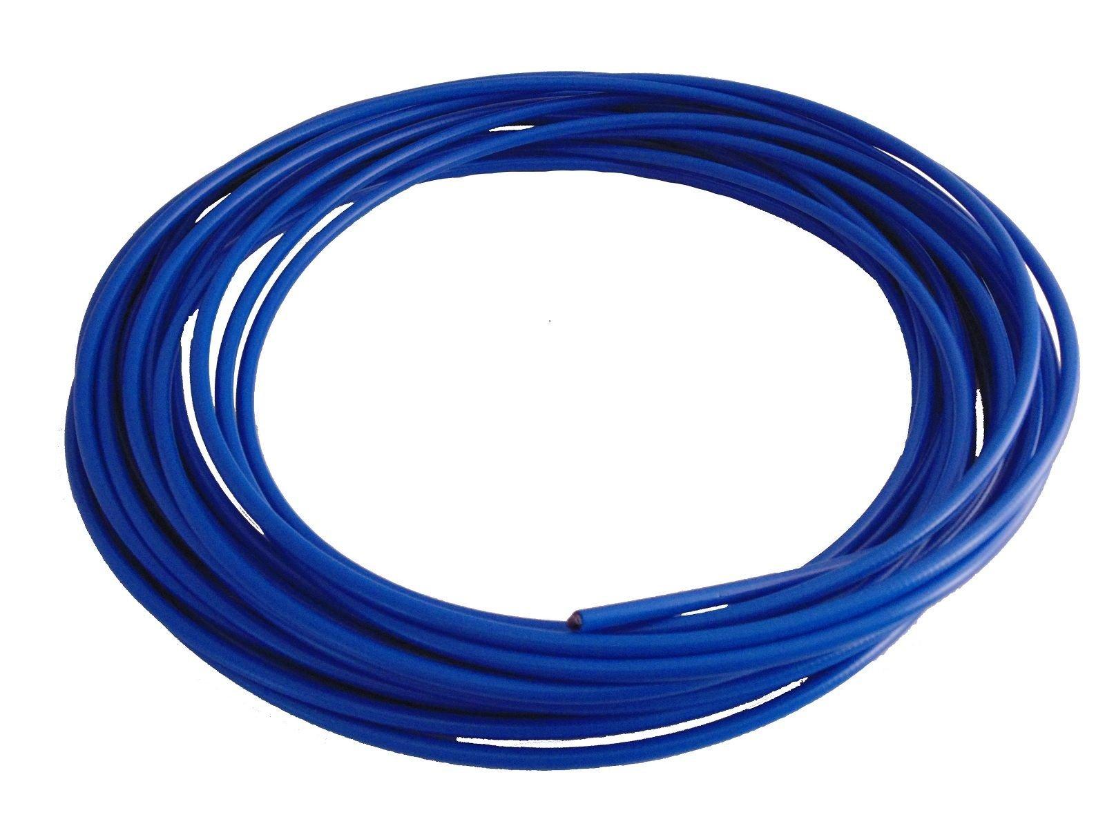 Guaina - Funda para cable, de teflón (5 mm, 1 m), para freno de ...