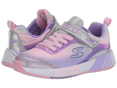 SKECHERS KIDS Sport Turbo Grip 302048L (Little Kid/Big Kid) (Lavender/Pink) Girl