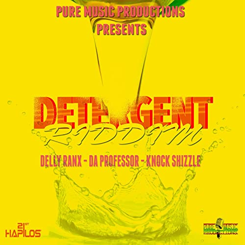 Detergent Riddim (Instrumental) by Pure Music Productions on Amazon