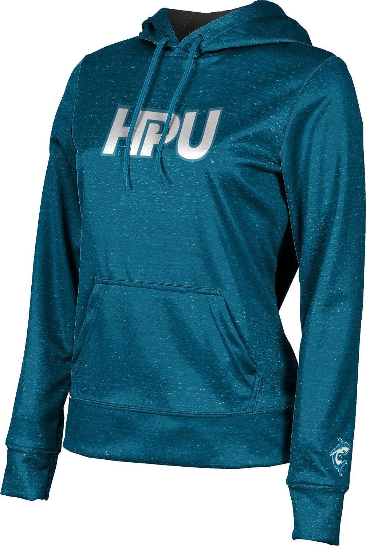 ProSphere Hawaii Pacific University Girls' Pullover Hoodie, School Spirit Sweatshirt (Heathered)