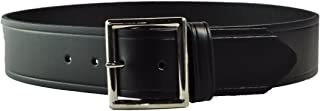 Operation First Response Police & Security Black Leather Duty Garrison Belt Made in The USA