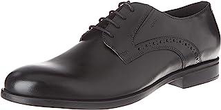 Geox U Domenico A, Zapatos de Cordones Derby Hombre