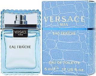 Versace Man Eau Fraiche By Versace Edt Splash (Mini) برای مردان 5 میلی لیتر