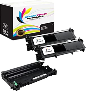 Smart Print Supplies Compatible TN630 DR630 Toner Cartridge and Drum Unit Replacement for Brother HL-L2300 2320 2340 2380, DCP-L2520 2540, MFC-L2700 2720 2740 Printers (2 TN-630, 1 DR-630) - 3 Pack