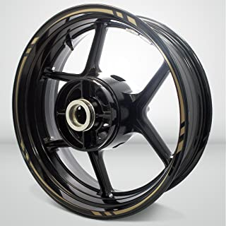 Swift Outer Rim Liner Stripe for Suzuki Bandit 1200 Matte Gold