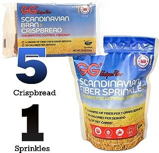 GG Bran Crispbread Small Combo Pack