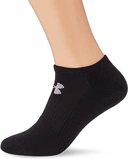 Under Armour Erkek UA charged Cotton 2.0Noshow çorap, 6'lı paket,